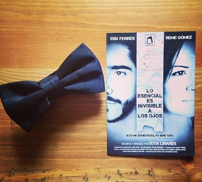 'Lo esencial es invisible a los ojos' de Jota Linares