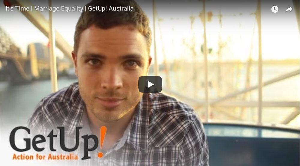 El amor (gAy) en un vídeo