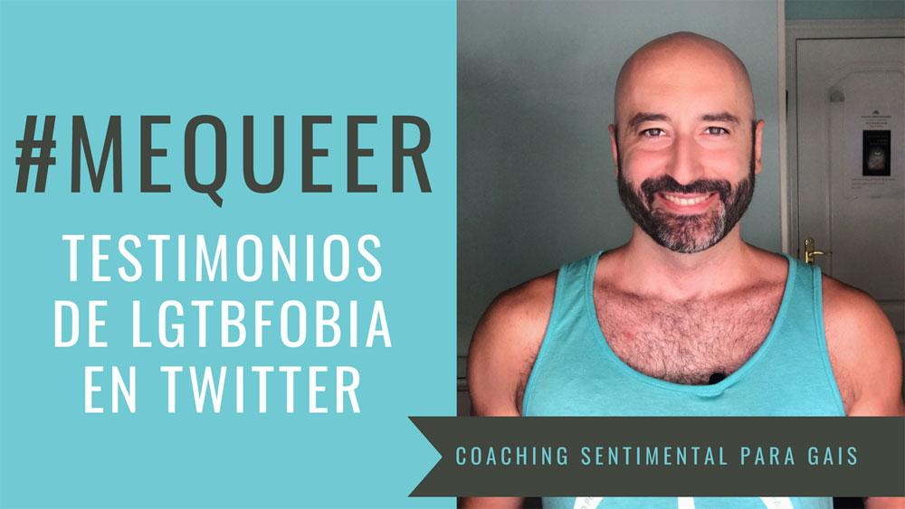 Movimiento #MeQueer: los testimonios de LGTBfobia inundan las redes sociales